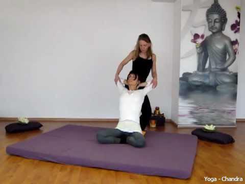 Shiatsu Thai Yoga Massage