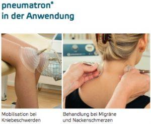 Massage pneumatische Pulsationsmassage