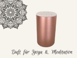 Duft Yoga Meditation